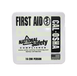 CAL-OSHA 16-200 People First Aid Kit