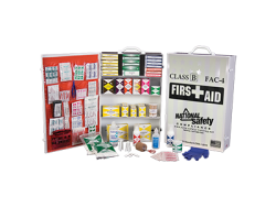 First Aid Cabinets / Large Kits