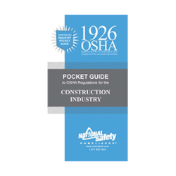 Construction Industry Pocket Guide