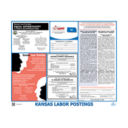 Kansas Labor Law Poster