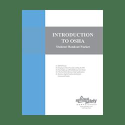 OSHA Outreach Student Handout Packet (2018 ed.)