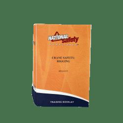 Crane Safety – Rigging Training Booklets (pkg of 10)