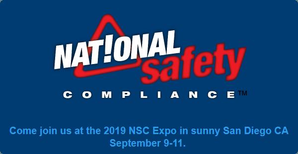 2019 NSC Expo – San Diego