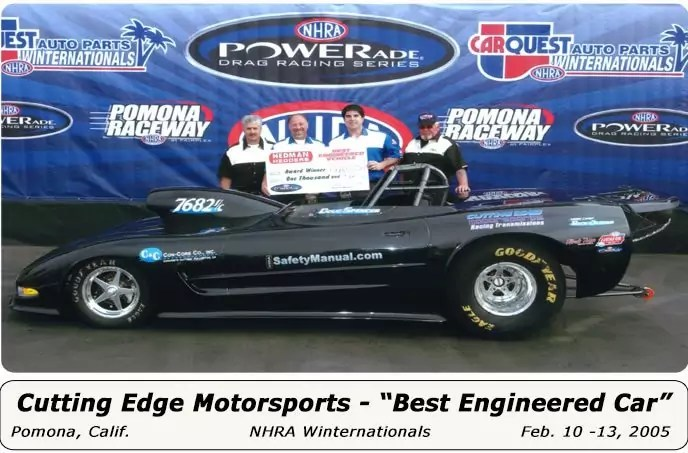 Best Engineered Car