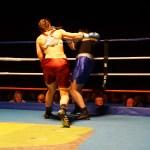 Oshin Derieuw first Pro Fight