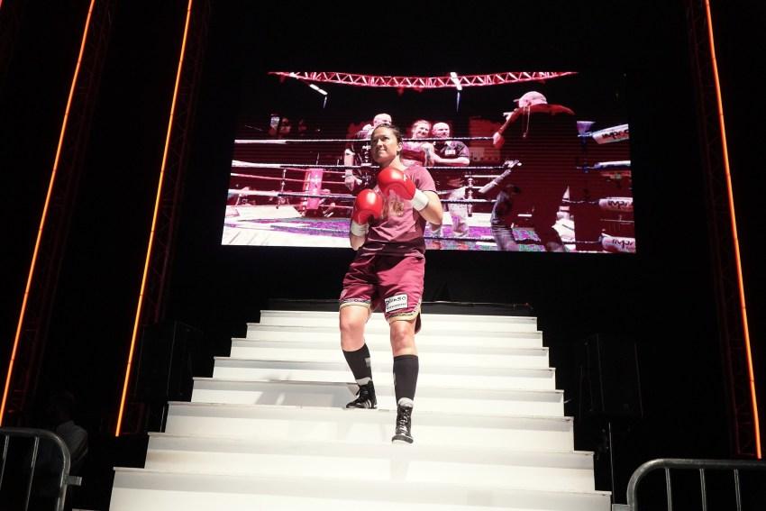 Oshin wint op Gents boksgala 2019