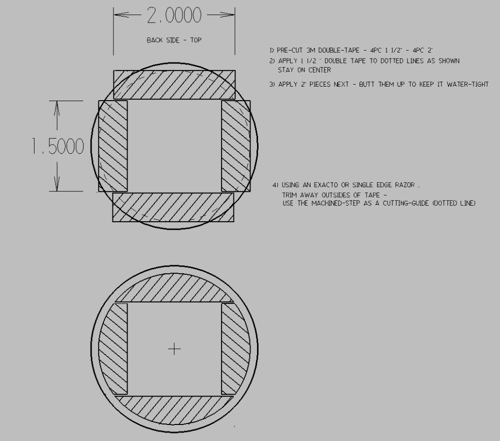 medium resolution of taping instruction