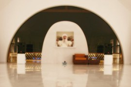 Buddha Hall at Osho Nisarga