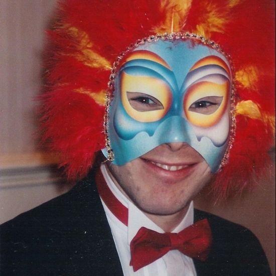 1989 Nov K&R Rotaract Masque Ball
