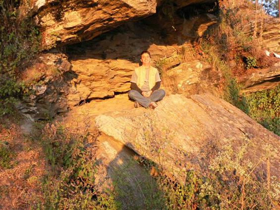 Pravaho Oct 2006 in Almora