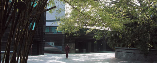 Osho Meditation Resort