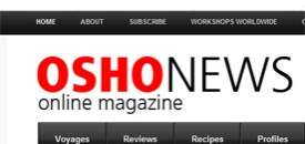 One Year of Osho News