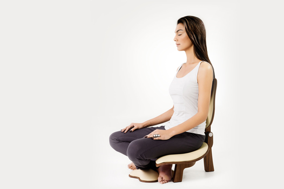 Basho Design meditation chair