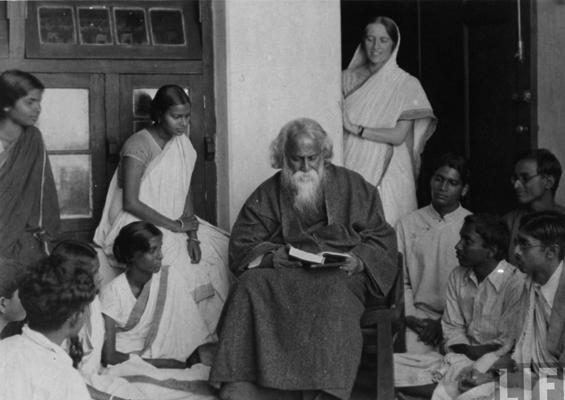 Rabindranath Tagore in 1925
