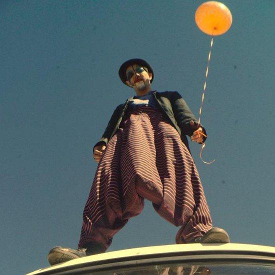 Hoku Donovan-Smith clown