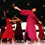 women dancing - Oshodham