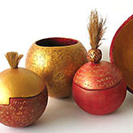 Salia pottery Goldrush