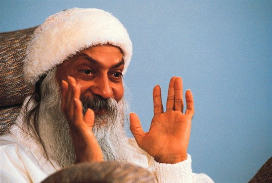Osho and English