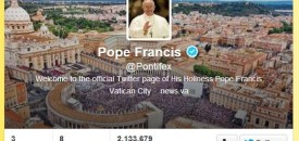 Pope's Tweets: Time Off Purgatory