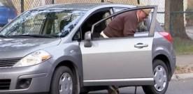 How The Elderly Park Their Car