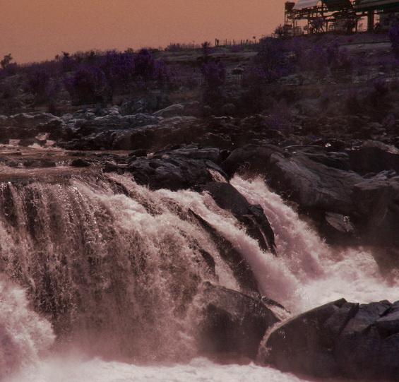 Narmada River Waterfalls
