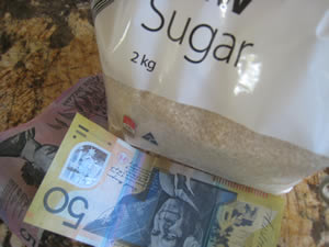 sugar-and-fiat-currency
