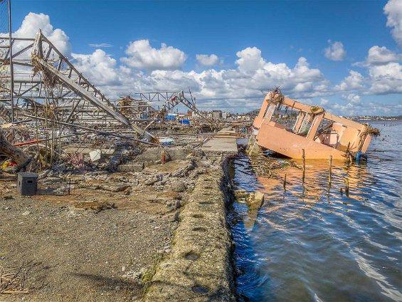 Waterside in Tacloban