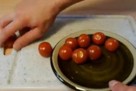 Cutting Tomatoes Feat.