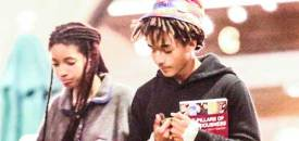 Willow and Jaden Smith, and Osho