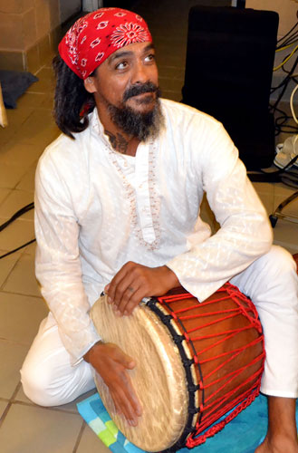 Rajmani (percussion)