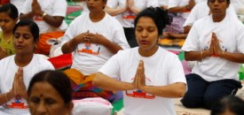 India is Officially Reclaiming Yoga, and It's Complicated
