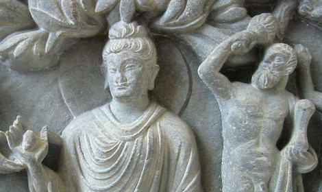 Greco-Buddhism Feat