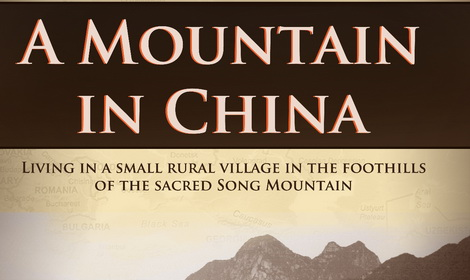 A Mountain in China Feat