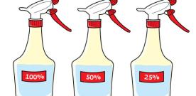 Vinegar & Baking Soda