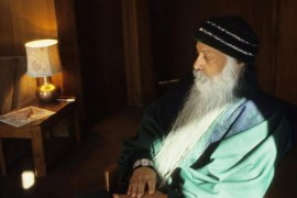 Osho in Room Feat