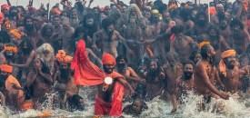 Selfies Banned at Kumbh Mela