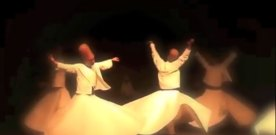 Whirling Flames: a Love-Affair with Whirling