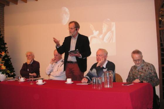 Seminar chairman and speakers