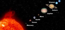 A Rare Celestial Show