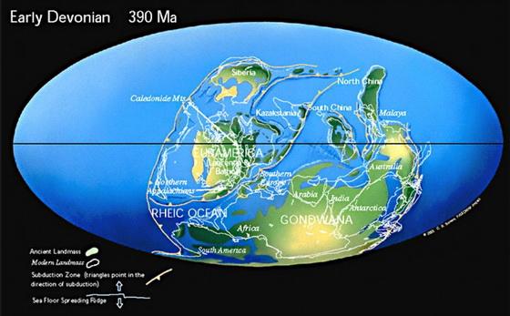 Early Devonian