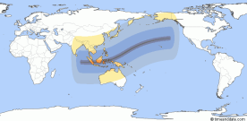 A Total Solar Eclipse Coming March 8/9, 2016