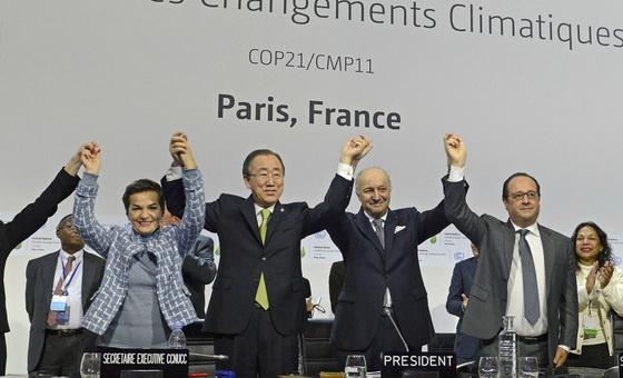 Earth Day Paris