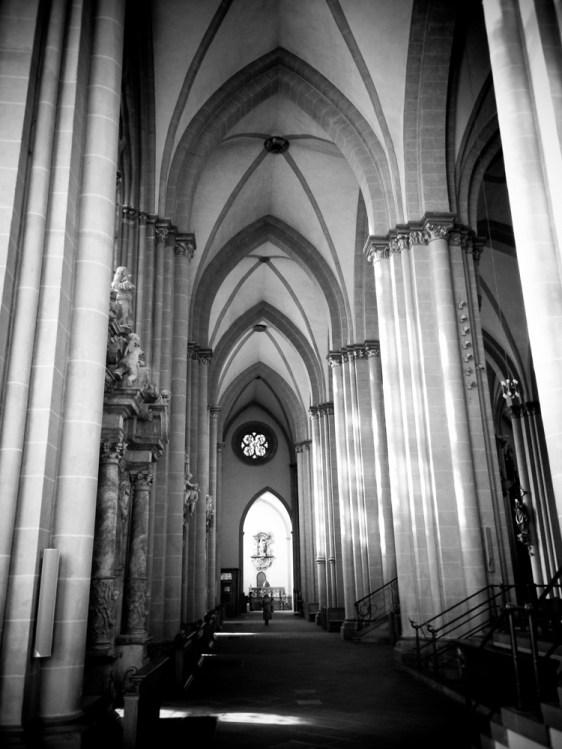 Paderborn Cathedral, Germany