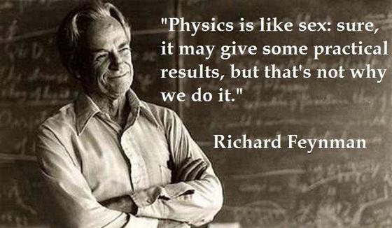 Richard Feynman Quote 2