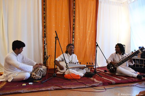 The Maharaj Trio