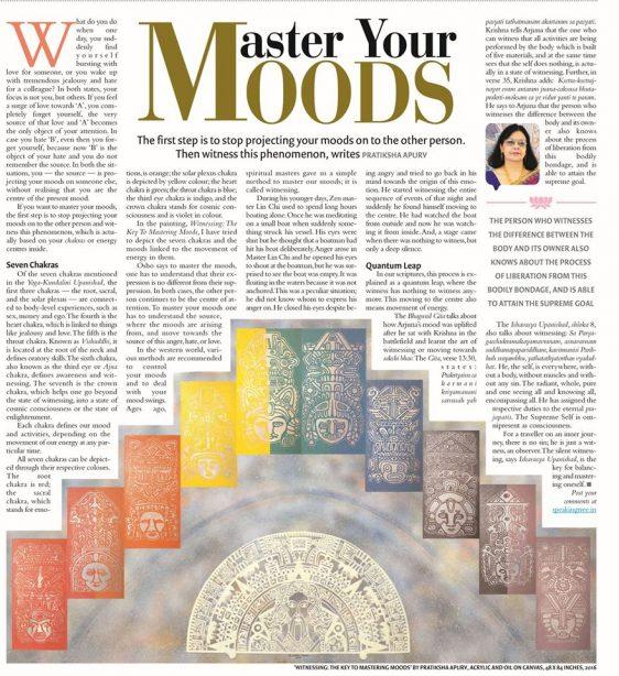 Master of Moods - Pratiksha