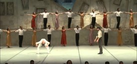 Vivacious Zorba The Greek Ballet