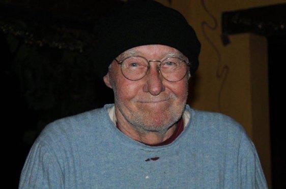 Sarito on his 89th birthday, January 2016