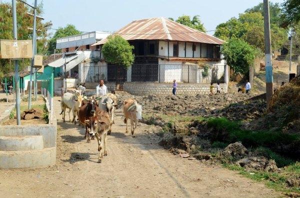 House in Kuchwada where Osho was born
