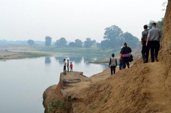 Gadarwada river